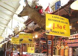 A shop in Helsinki