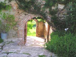 Arches at Le Torricelle
