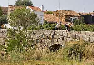 The bridge at Idanha-a-Vehlha