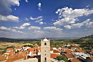 The Village of Castelo Novo