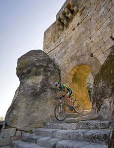 The castle at Sortelha