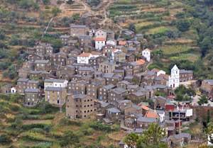 The village of Piadao