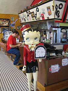 The Williams Diner