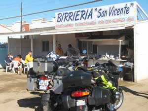 "Birrieria ""San Vicente"""