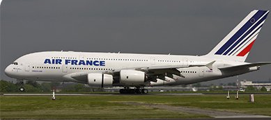 Air France has one and now they have ten of these giant jets.