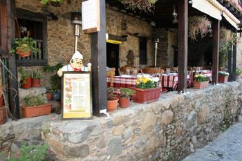 The Village of Kakopetria