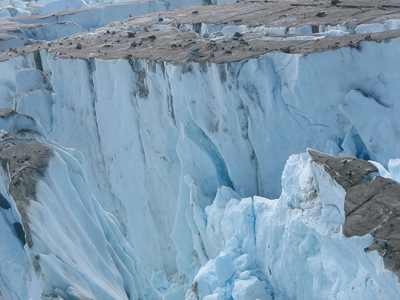 Klune National Park Icefields. Amazing!