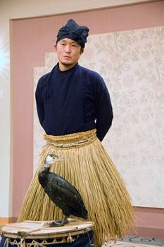 Fish Master at Gifu