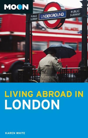 Moon Living Abroad in London by Karin White.