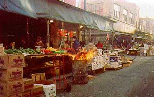 The Ninth Street Italian Market - photo courtesy of Turnhere.com