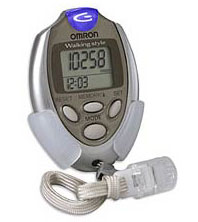 The Pocket Pedometer