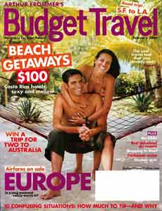 Frommer's also publishes Budget Travel magazine