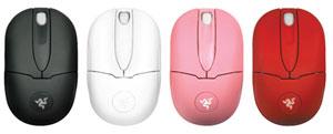 Bluetooth portable mice
