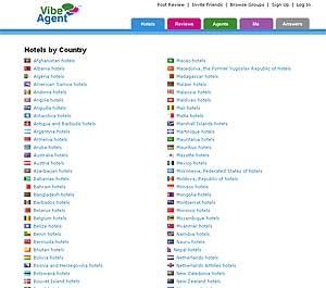 VibeAgent has reviews from 244 countries.