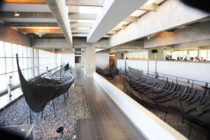 Another task might take travelers to the Viking Ship Museum in Denmark.