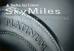 Join the frequent flyer program, even if you only fly one time.