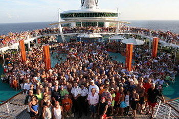 There are cruises that are tailored to your needs like this.
