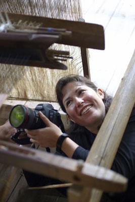 Getting closer in Siem Reap, Cambodia