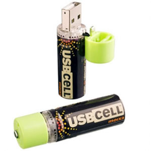 USB Battery by USBCell