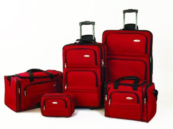 Choose Samsonite for affordable but quality luggage.
