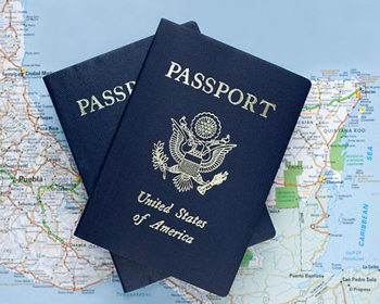 Get your passport and travel!
