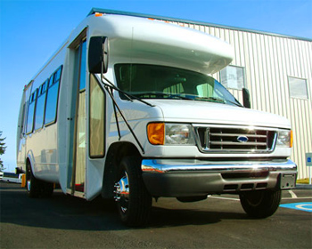 Take a shuttle to the airport next time you fly.