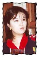 Bhutanese Princess, Khendum Dorje. Maile Allen Scott photo.