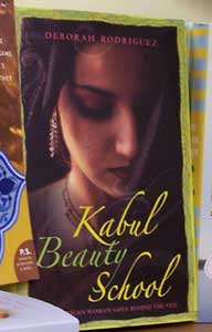 Cover art for Kabul Beauty School