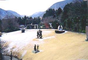 Hakone Open Air Museum in Japan.