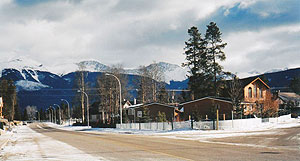 Jasper in March - perfect for a girls' weekend getaway