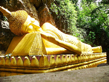 Laos is fast becoming a tourist hot spot, with Luang Prabang's famous monastries and temples a highlight of any visit.