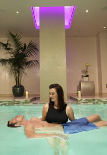 The Watsu Treatment at Spa Bellagio