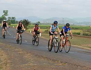Women Only Vietnam Bike Tour