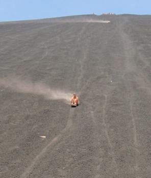 My descent