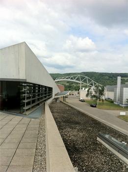 Vitra Design Museum, Basel, Switzerland. Photos by Sarah Hartshorne.
