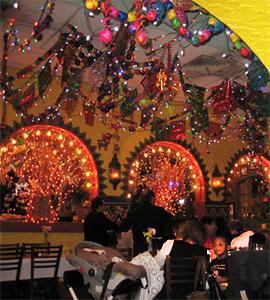 Mi Tierra restaurant...open late in San Antonio.