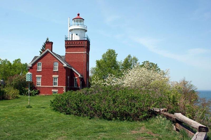 Big Bay Lighthouse B&B in Michigan