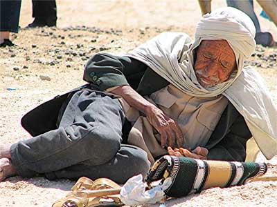 Old Man of the Sahara