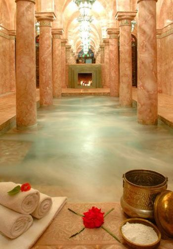 Tribes and Tribulations in a Marrakech Hammam