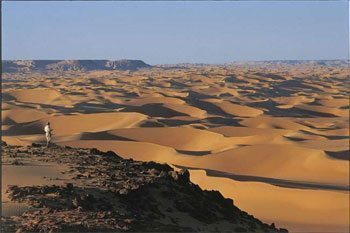 Egypt: The Mystery of the Great Sand Sea