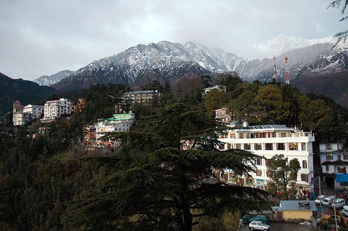Dharamsala. Courtesy wikipedia.org
