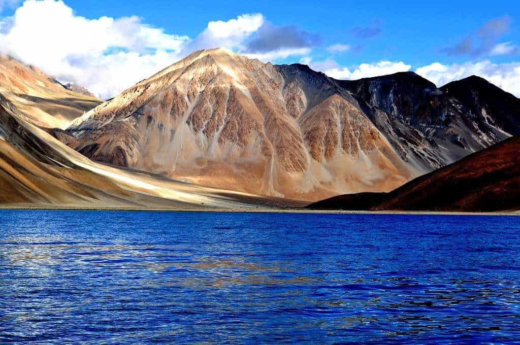 Ladakh, India is a mountainous beauty. Photo courtesy of Holidify