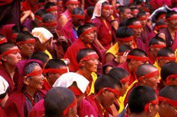 Attending The Sacred Kalachakra Initiation