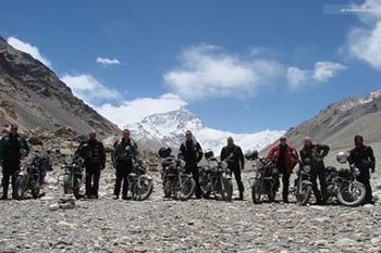 Adventurous Motorcycling in India