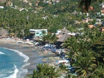 Budget Beaches of Sayulita, Mexico