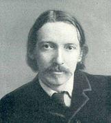 Robert Louis Stevenson, who lived in Samoa.