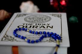 Eid Al Fitr prayer is celebrated at the end of Ramadan.