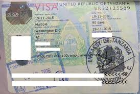 You will need a Tanzanian visa for the semi-autonomous Zanzibar.