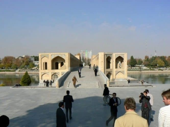 bridge-in-isfahan