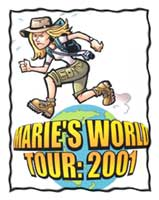 Marie's World Tour